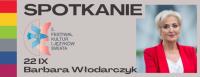 Spotkanie z Barbarą Włodarczyk