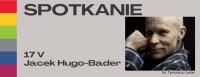 Spotkanie z Jackiem Hugo-Baderem (Zaczytane Opolskie)
