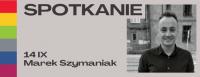 Spotkanie z Markiem Szymaniakiem (Zaczytane Opolskie)