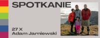 Spotkanie on-line z Adamem Jarniewskim